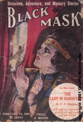 Black Mask Feb 15 1924
